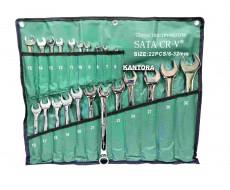 Набор ключей комбинированных 22 шт 6-32