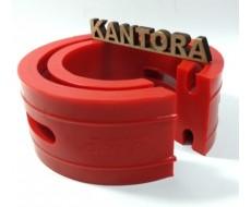 Проставка пружины межвитковая (автобафер) Тип А красная