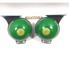 Звуковой сигнал H-103 улитки зеленый.