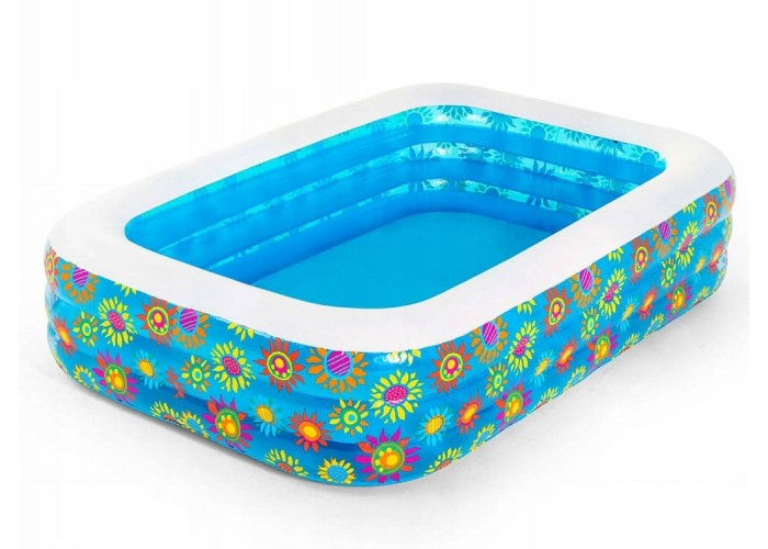 Надувной бассейн Bestway 54120, 229 x 152 х 56 см