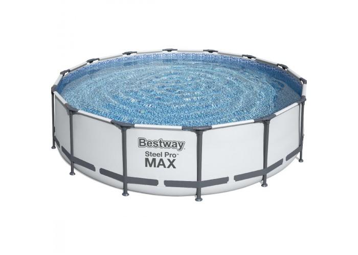Круглый каркасный бассейн Bestway 56462 549х122 см с аксессуарами