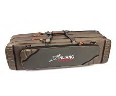 Сумка кофр для удочек Xinliang  120см 3 больших отсека  3 кармана