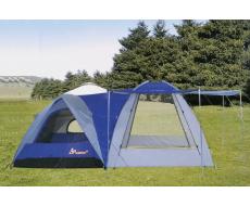 Палатка 4-местная Туристическая LANYU LY-1706