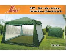 Палатка-шатер 1628D 320x320x245 см