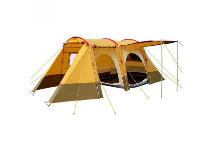 Палатка туристическая 4-х местная LANYU 1904 430х230х170