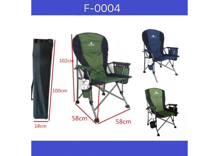 Кресло-стул складной туристический SOULE F-0004