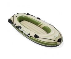Надувная лодка Bestway 65051 Voyager 300, двухместная, 243х102х31 см + 2 весла