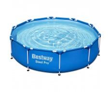 Каркасный бассейн Bestway 56408 305х76 см + фильтр-насос 1249 л/ч