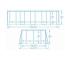 """Каркасный овальный бассейн Bestway 56716 """"Ротанг"""", 549х274х122 см + фильтр-насос 5678 л/ч, лестница, тент"""