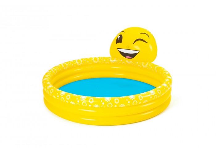 Детский надувной бассейн Bestway 53081 165x144x69 см