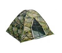 Палатка  туристическая 3х-местная TEWSON №7331 2,0х2,0х1,35м