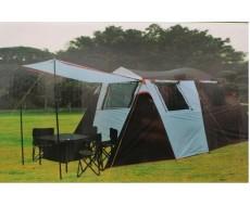 Палатка туристическая 4х-местная люкс TravelTop FD-1905  440х240х190 см