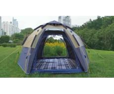 Палатка туристическая 4х-местная TravelTop 1907  280х230х158 см
