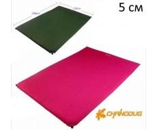 Самонадувающийся матрас коврик Chanodug ZX-18305