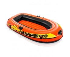 Надувная лодка Intex 58356 Exporer PRO 196Х102Х33 см
