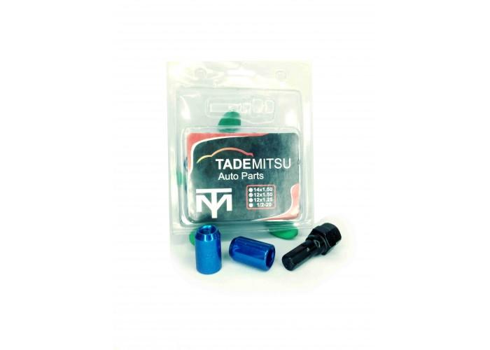 Гайки секретные Tademitsu 20шт. 12х1.5